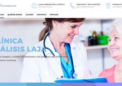 Clínica Diálisis Laja