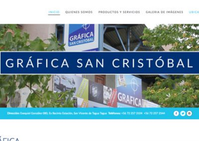 Gráfica San Cristóbal