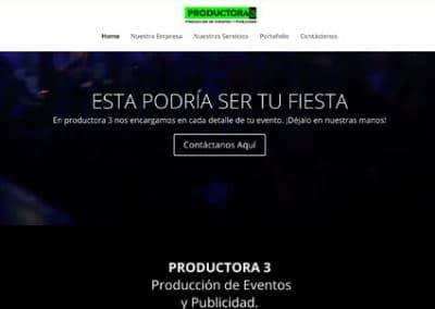 Productora 3