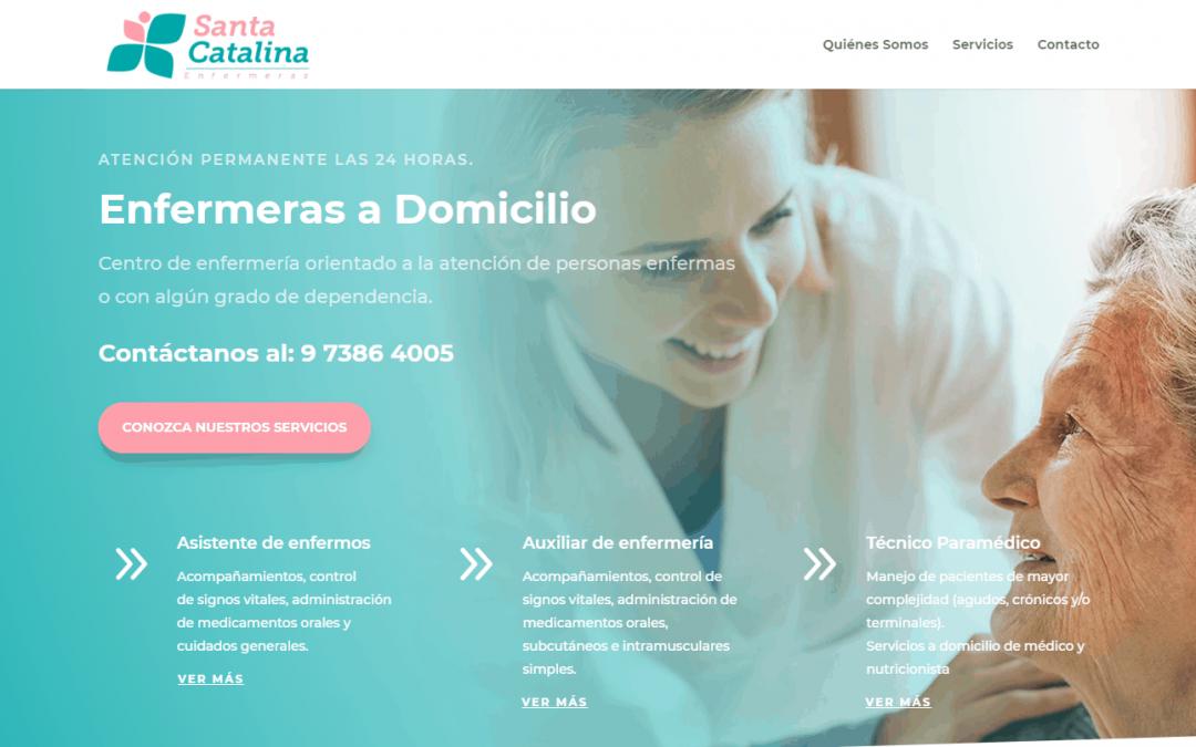 Enfermeras Santa Catalina